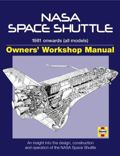 Space Shuttle Workshop Manual Cover