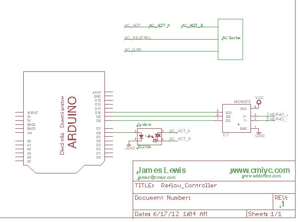 Open Vapors - Open Source Toaster Reflow Oven - Bald Engineer