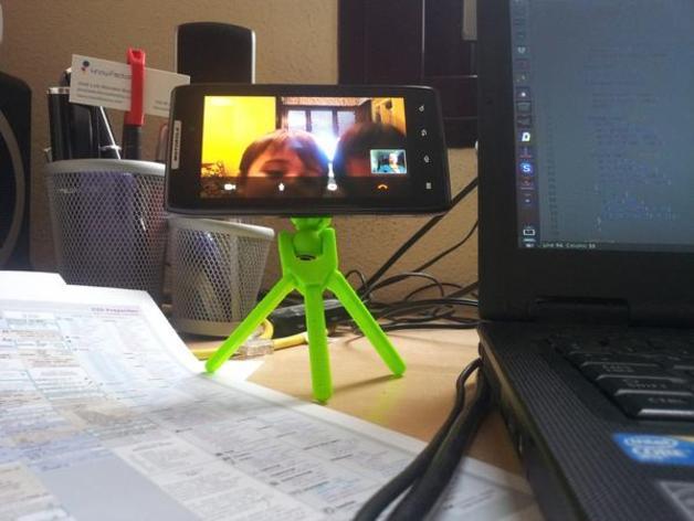 3d printable tripod