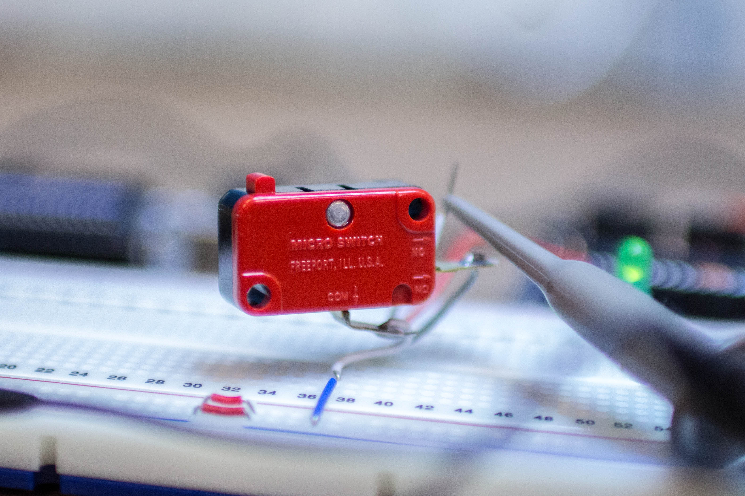 Arduino De Bounce A Button With Micros Or Millis Bald Engineer Relay Switch Debounce