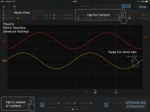 VirtualBench iPad App Overview (Intro Screen)