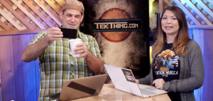 TekThing with Patrick Norton and Shannon Morris