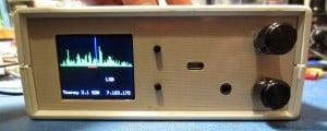 Teensy SDR Panel from Open Emitter