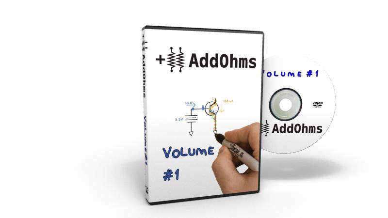 AddOhms DVD Volume 1 with Disc