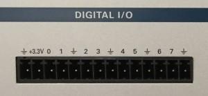 VirtualBench GPIO Pins
