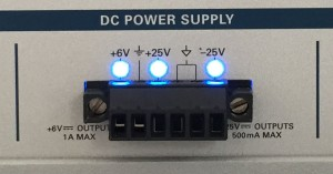 VirtualBench Power Supply