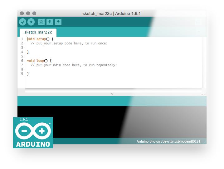 Arduino 1.6.1 Screenshot