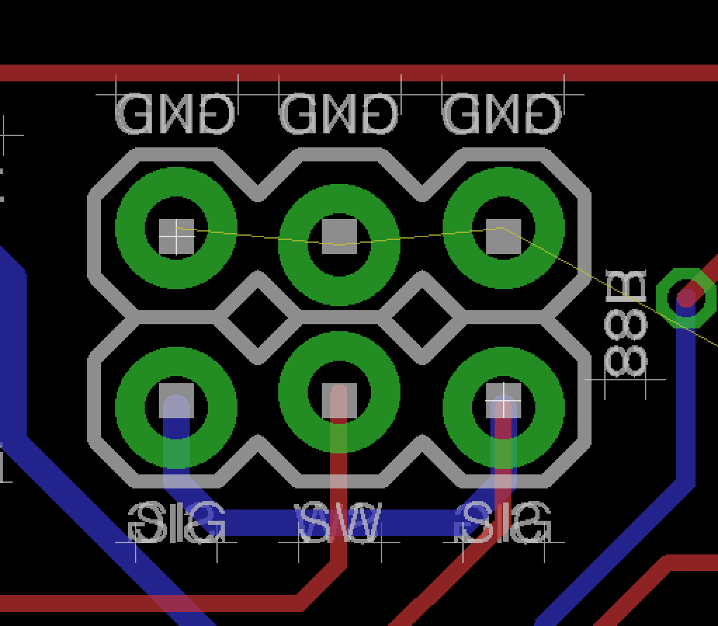combined top and bottom labels