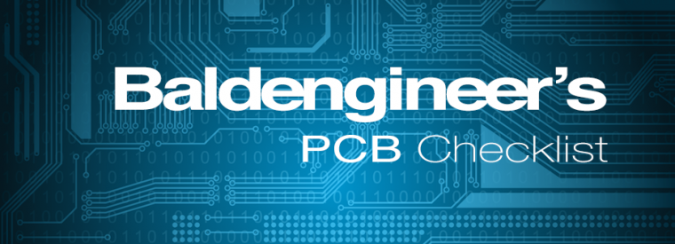 PCB Checklist - What to check before you submit
