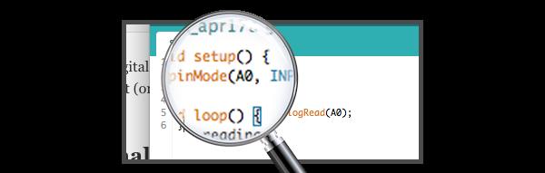 pinMode analog input tip