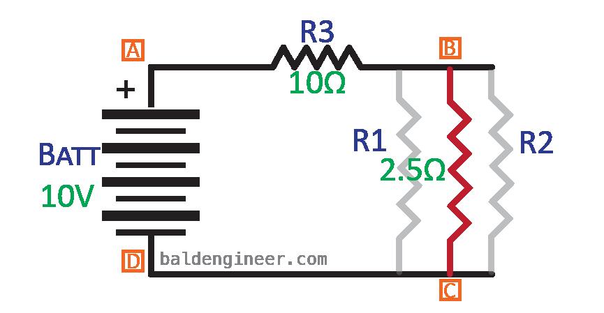 Effective Series Parallel Circuit