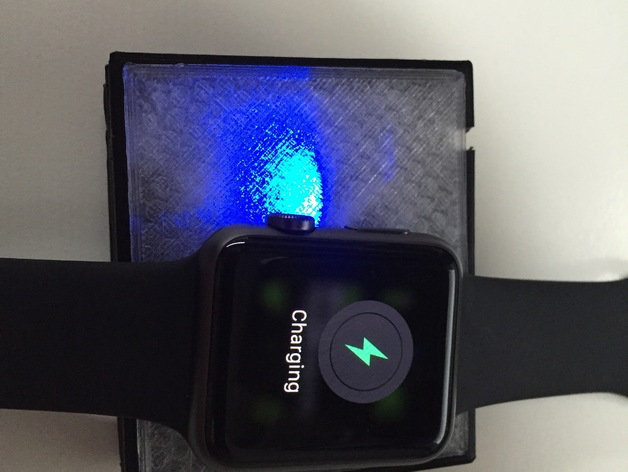 Apple Watch Charger on Thingiverse