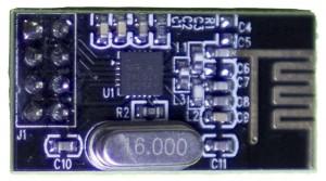 nRF24L01 Wireless Modules