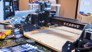 Fully Built X-Carve from Inventables