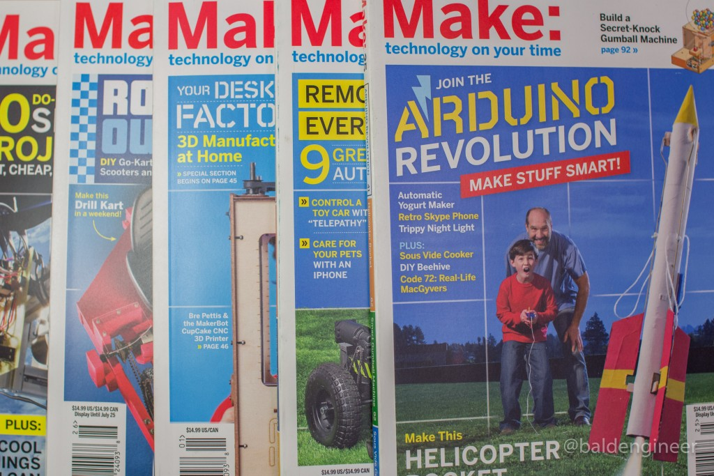 3A - Make Magazines