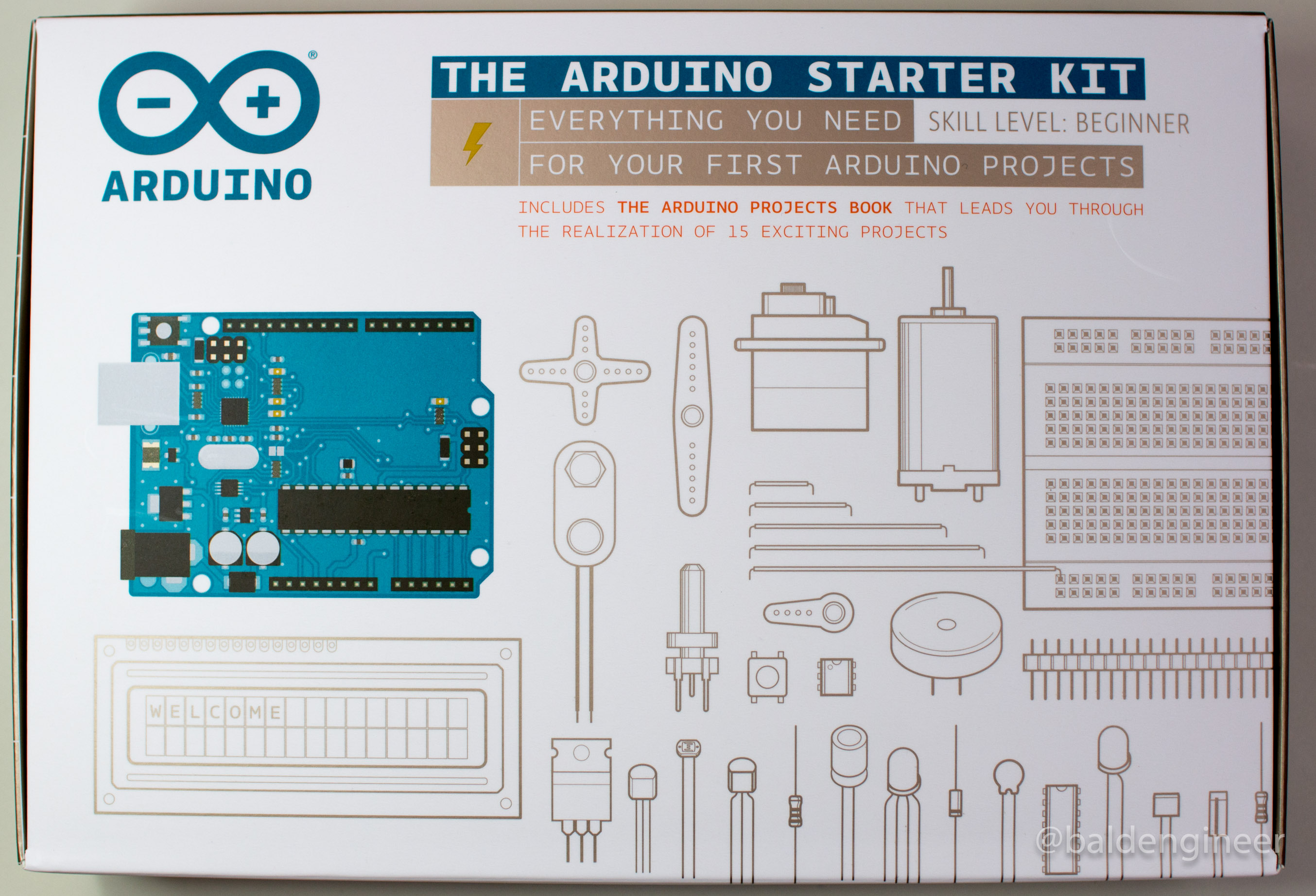 How to create electronic projects with Arduino