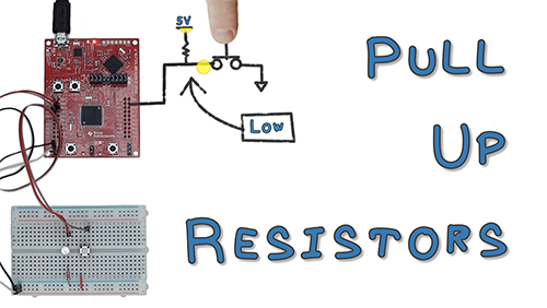 Floating Pins, Pull-Up Resistors and Arduino - YouTube
