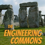 The Engineering Commons Podcast Logo