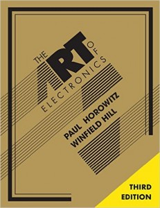 Art of Electronics 3rd Edition Cover