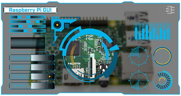 Raspberry Pi GUI Tutorial - Bald Engineer
