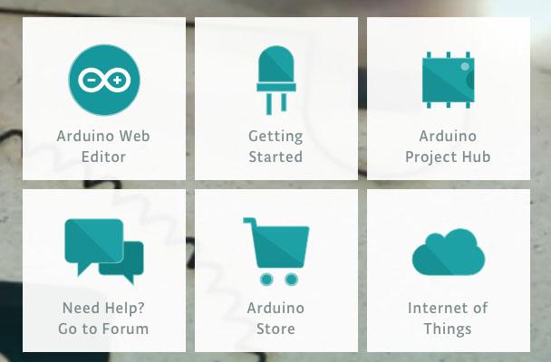Arduino Create Cloud Applications