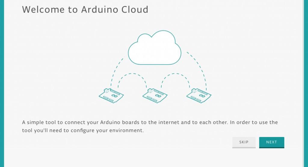 Arduino Wizard Step by Step Step 1