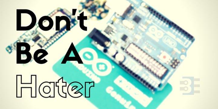 why engineers hate arduino