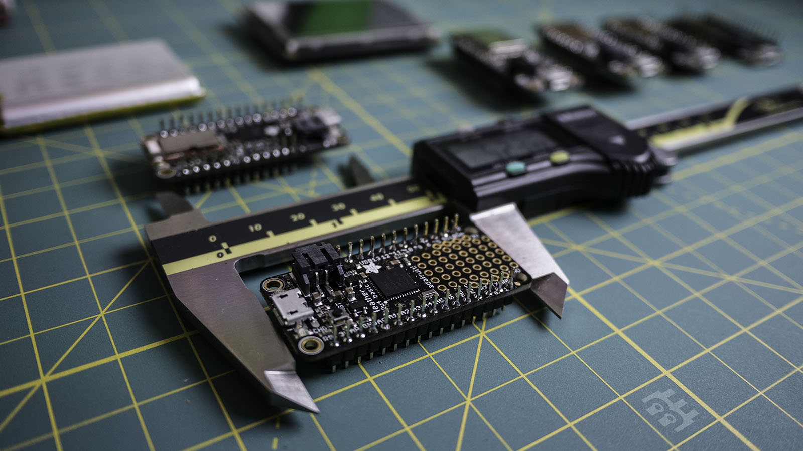 Adafruit Feather Review And Selection Guide Bald Engineer Raspberry Pi Serial Breakout Board Circuit Diagram Click For A