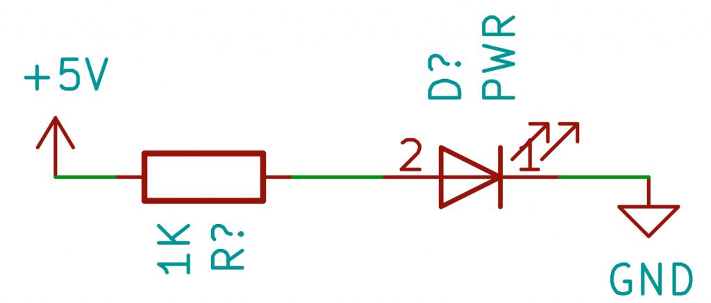 Arduino DIY Power LED Indicator