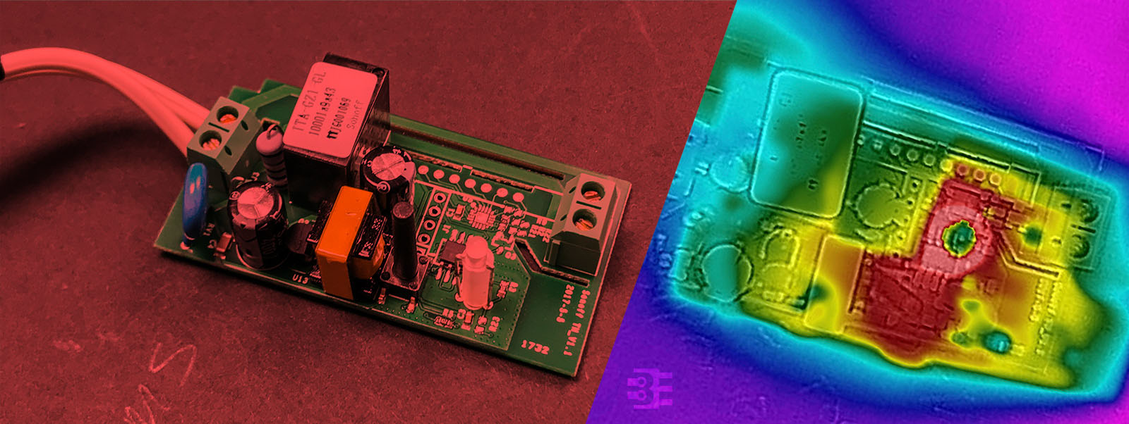Debug Sonoff Ac Relay With A Thermal Camera Bald Engineer Replace Switch Unit