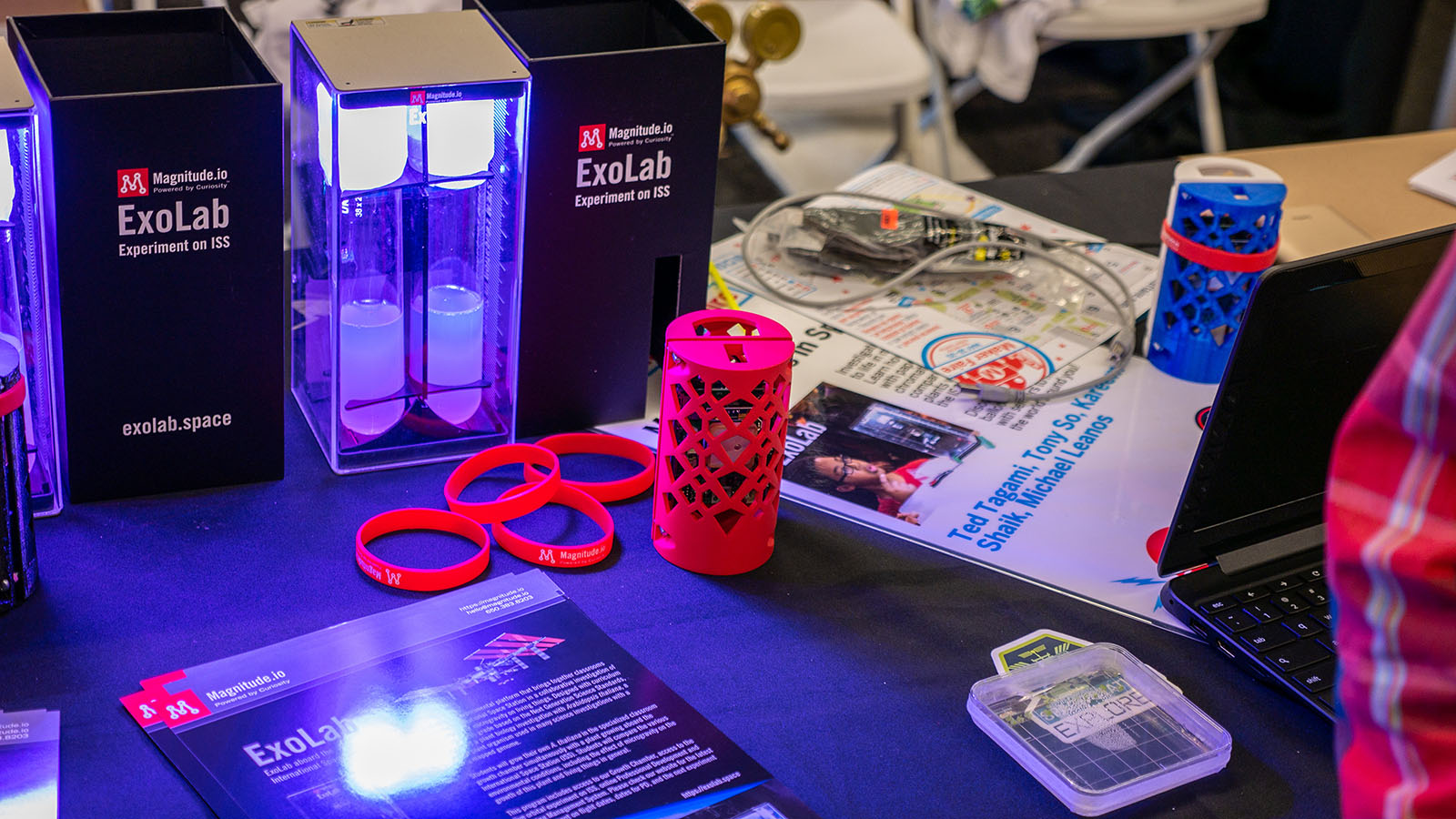 ExoLab - Experiments in SPACE!