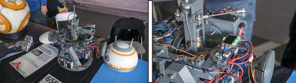 Inside BB8