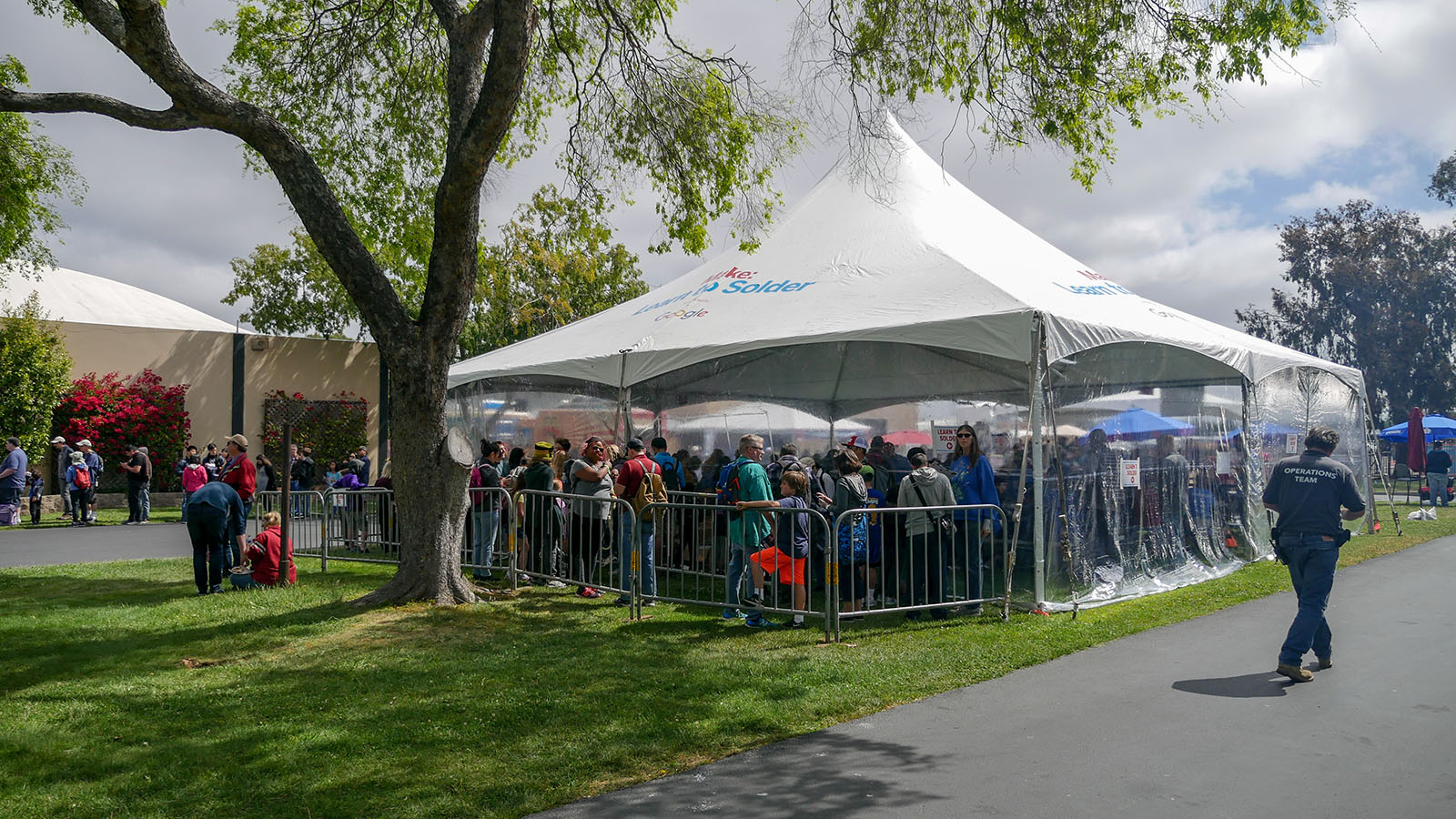 Learn to Solder at Maker Faire 2018