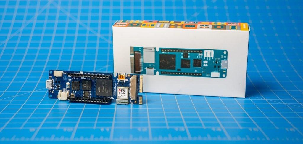 Arduino MKR Vidor 4000 Hands-On - Bald Engineer