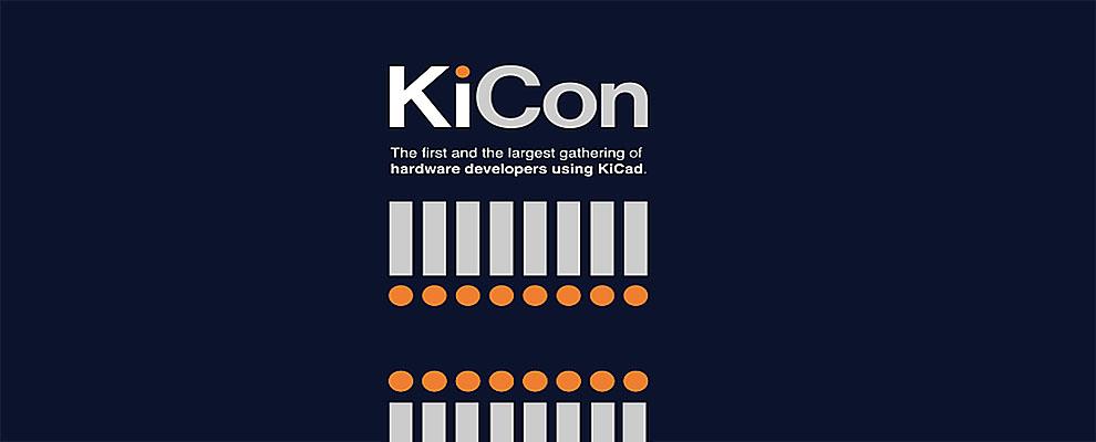 KiCad KiCon 2019 Banner