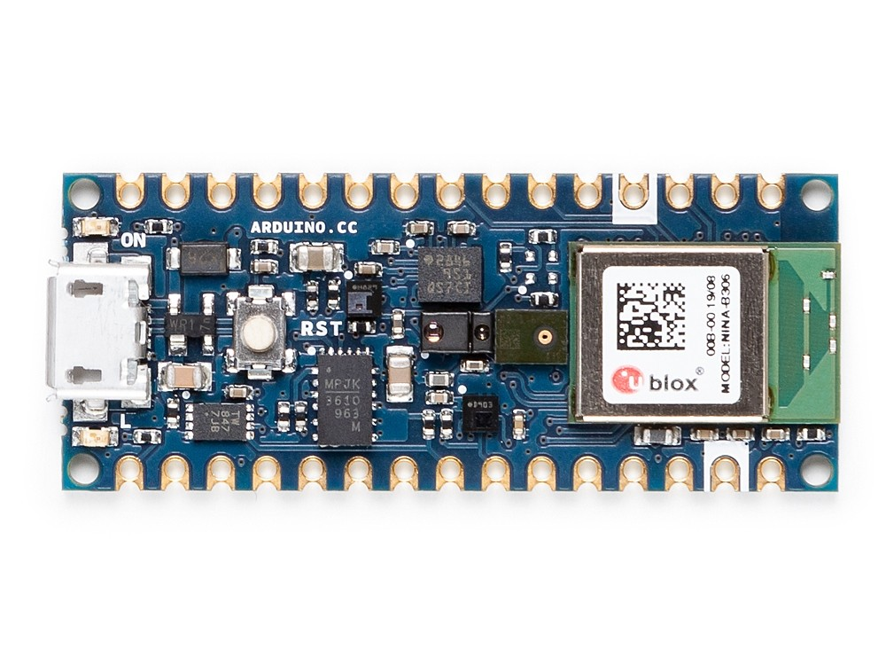 Arduino Nano 33 SENSE