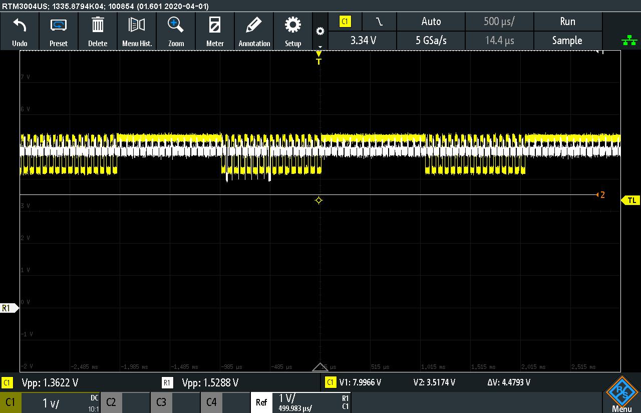 02 - Compare IIgs signal at 10-29pm